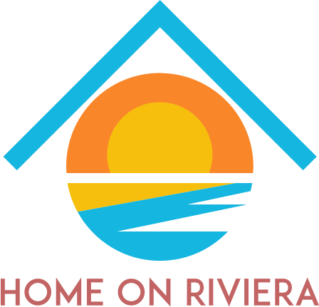 Home On Riviera Logo